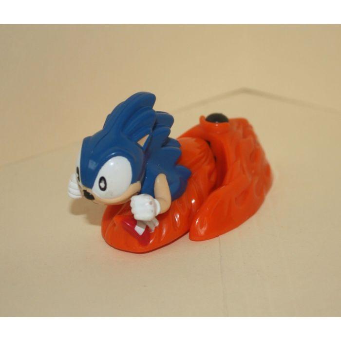 1994 Mcdonalds Sega Sonic 3 Sonic The Hedgehog With Launcher