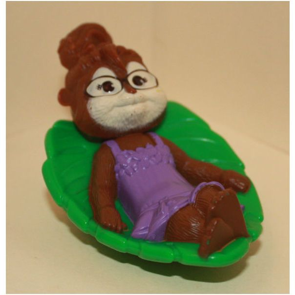 2011 Mcdonalds Alvin The Chipmunks Chipwrecked Jeanette On Ebid United States 95215321