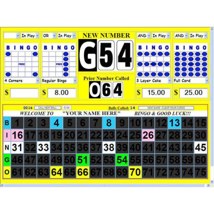 Free bingo caller for pc