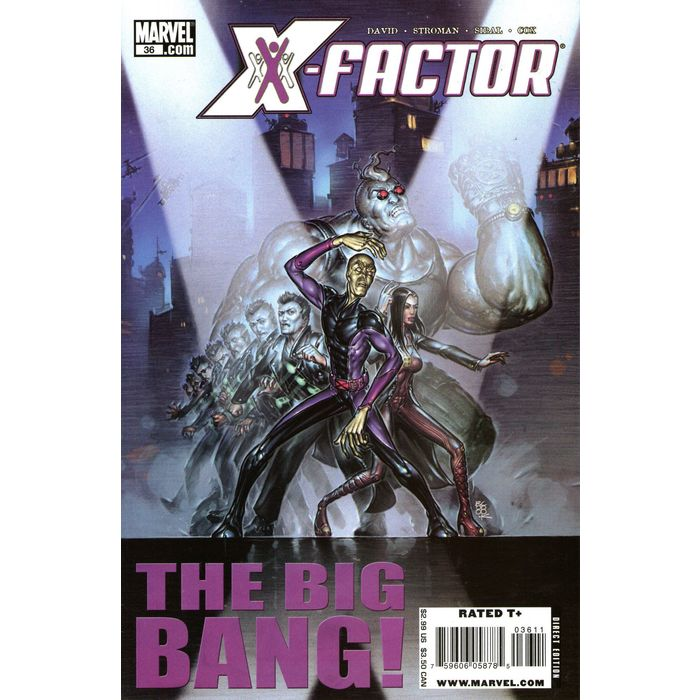X-FACTOR #36 2008