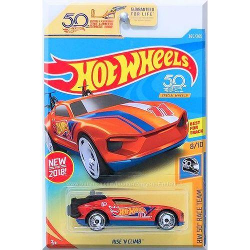 Hot Wheels Rise'N Climb HW 50 Race Team 8//10 2019 NEU