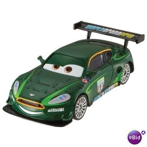 Character Cars 2 Nigel Gearsley Disney Pixar Die Cast Mattel New