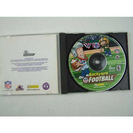 Backyard Football 2002 CD-Rom Windows PC Game on eBid ...