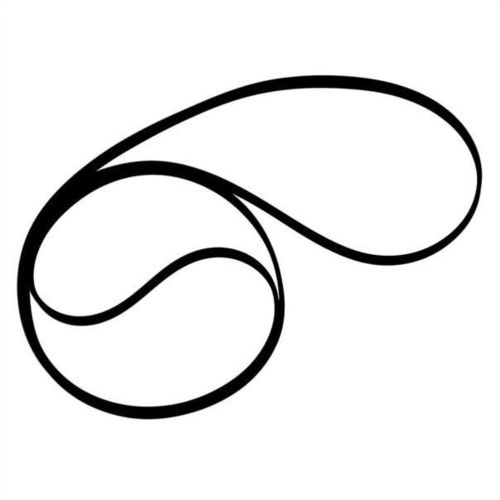 *New Replacement BELT* for us with MITSUBISHI LT-10V TURNTABLE Drive BELT
