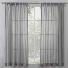 *Royal Velvet Plaza Thermal Interlined Rod-Pocket Curtain 50X95 Mystique Brown