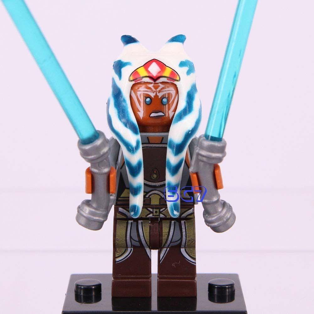 Star Wars Clone Wars Padawan Ahsoka Tano Jedi Ooak Custom