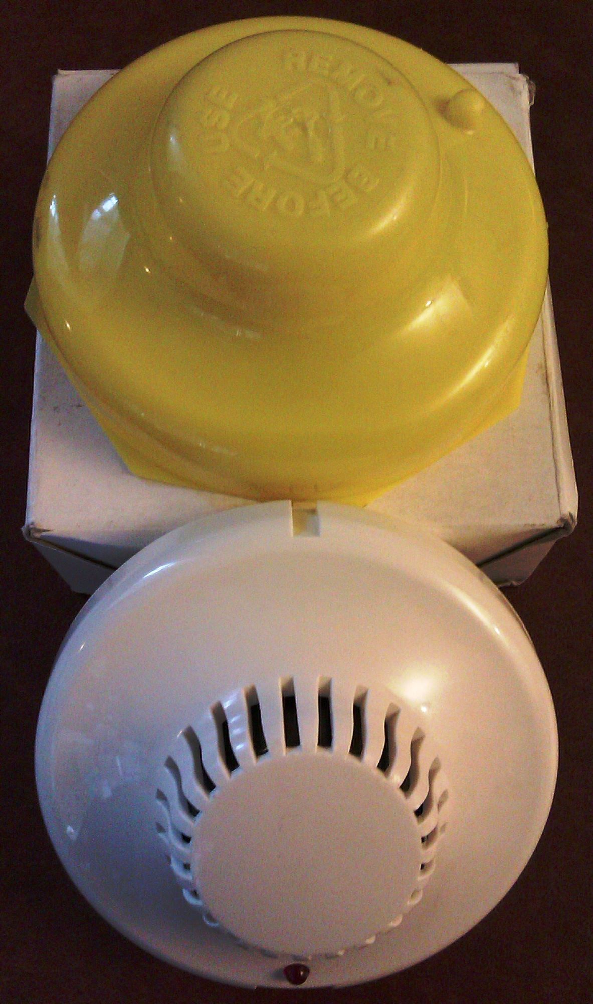 EMS Firepoint 5000 Radio Optical Smoke