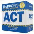 Barron's ACT 410 Flash Cards to Help You Achieve a Higher Score